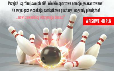IV Suwalski Turniej Bowlingowy 22 listopada 2018r.