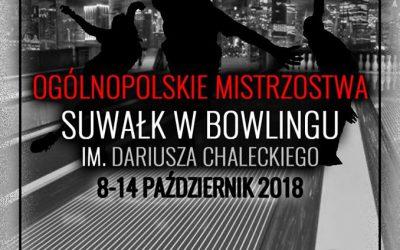 I Ogólnopolskie Mistrzostwa Suwałk w Bowlingu im. Dariusza Chaleckiego